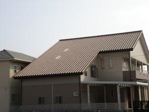 濱田瓦施工例3