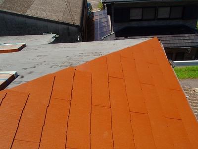 コロニアルグラッサ メロウオレンジ色