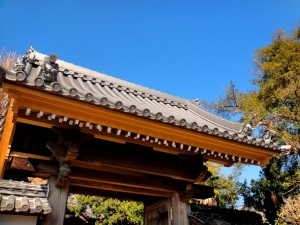 寺院・山門